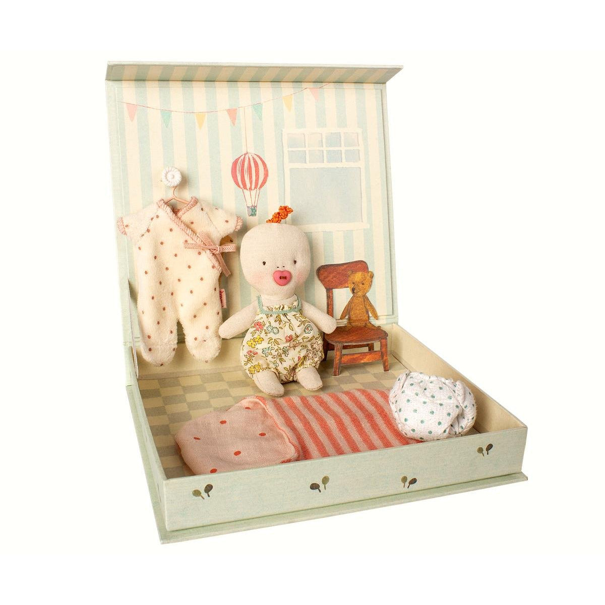Ginger Baby Room Playset