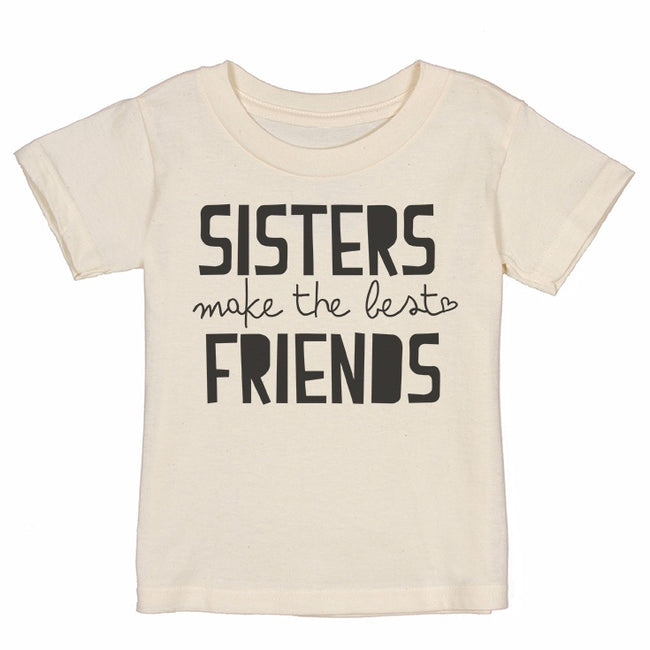 Organic Tee - Sister Best Friend