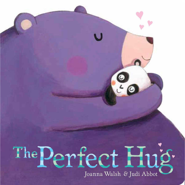 The Perfect Hug Boardbook