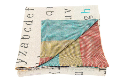 Happy Days Organic Cotton Crib Sheet