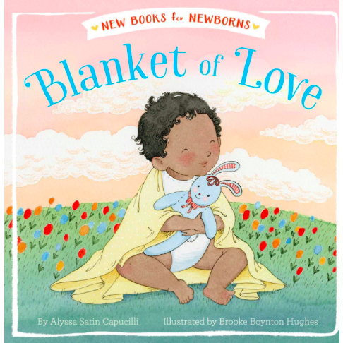 Newborns Blanket of Love