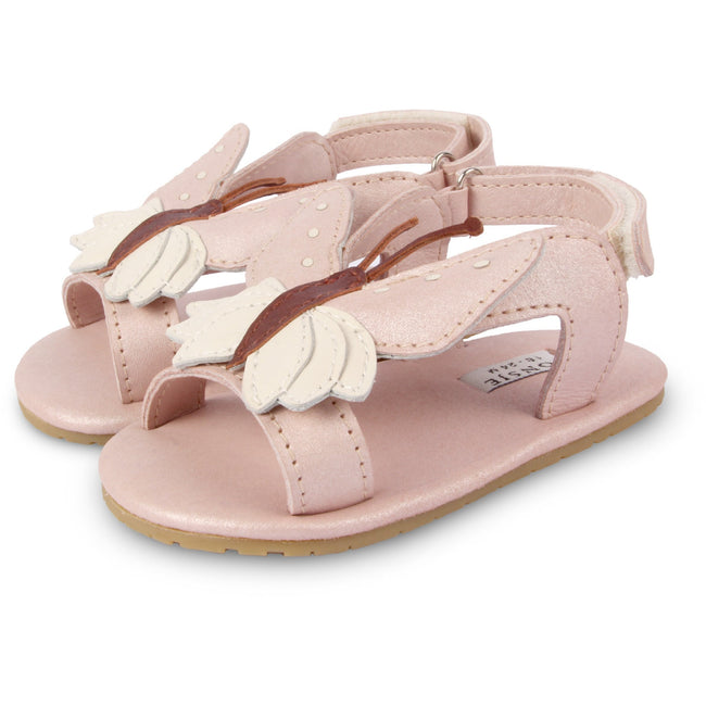 Tuti Velcro Sandals - Butterfly