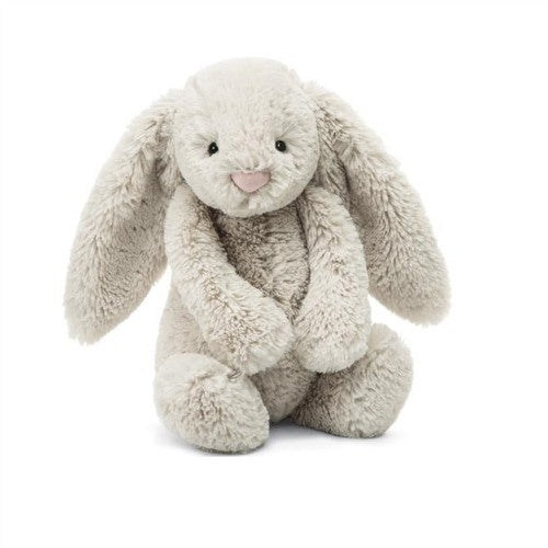 Bashful Oatmeal Bunny - Medium