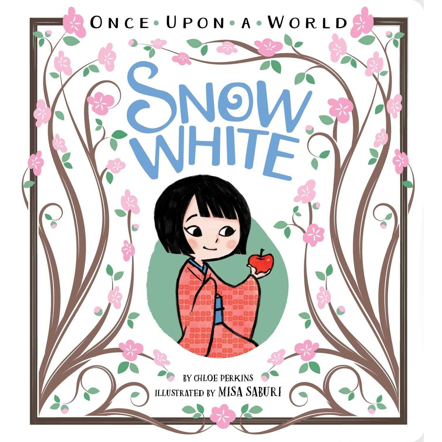 Snow White: Once Upon A World Book