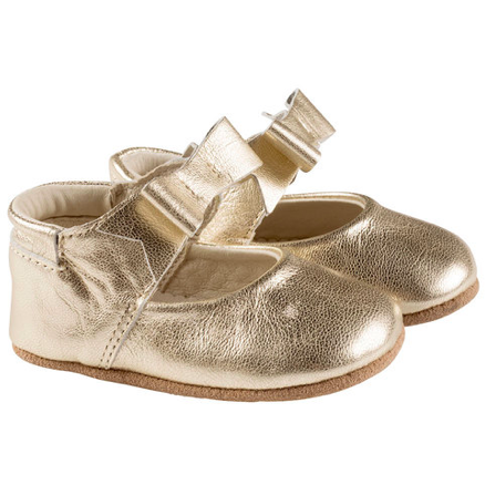 Sofia Soft Sole Shoes - Gold
