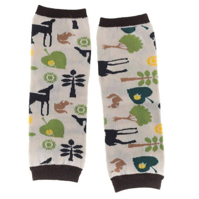 Woodcutters Forest Legwarmers