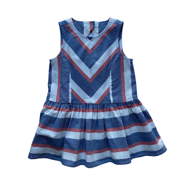 Crosby Stripe Dress