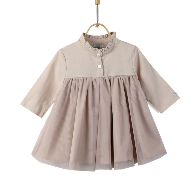 Fieke Dress - Rose Powder
