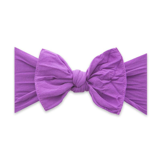 Knot Headband - Grape