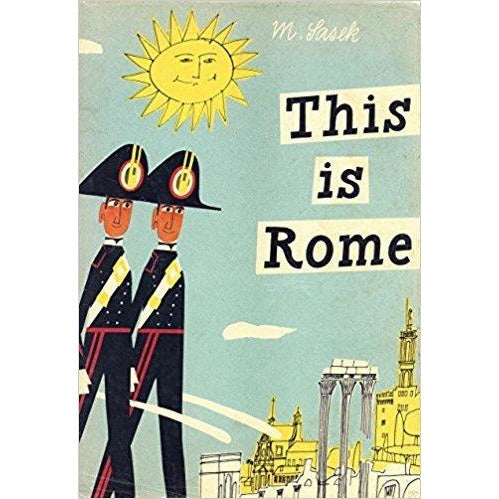 This is Rome Book