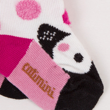 Charming Spotted Socks