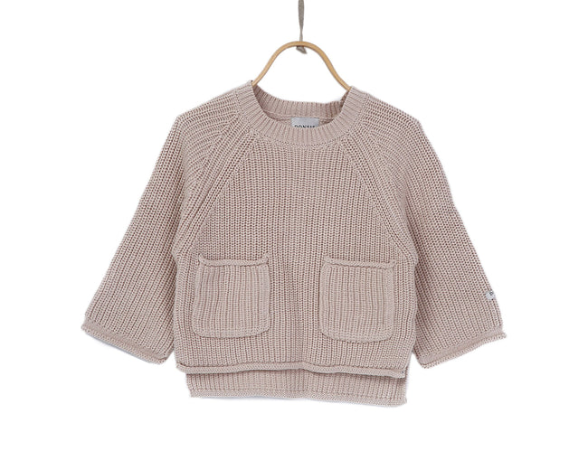 Stella Sweater - Soft Sand