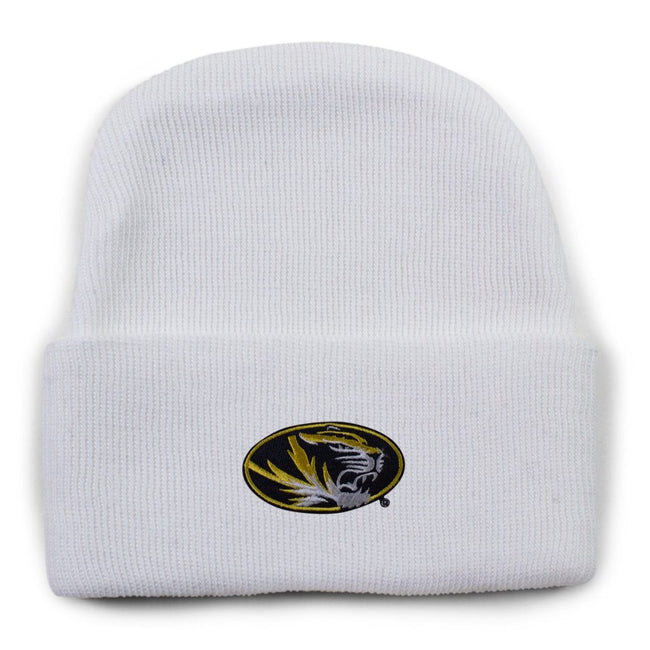 Knit Cap - Missouri Tigers