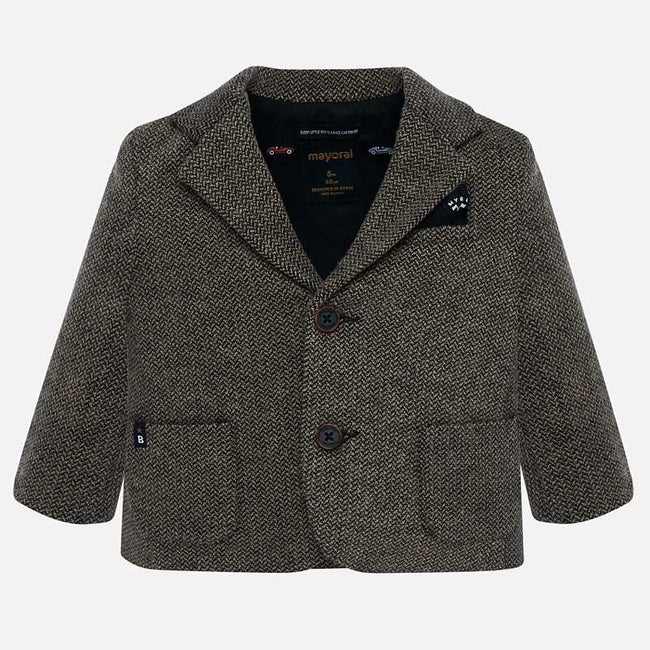 Mayoral Tweed Blazer