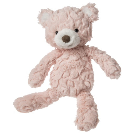 Small Blush Putty Bear