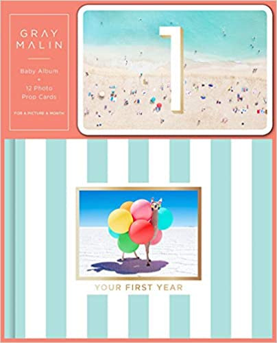 Gray Malin: Baby Book & Photo Prop Cards