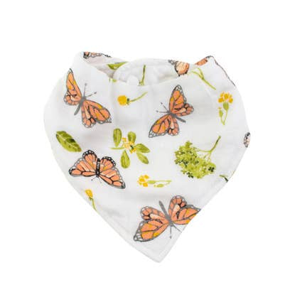 Butterfly Oh-So-Soft Bandana Bib