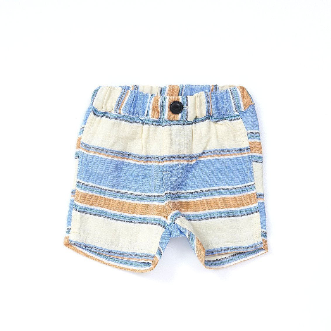 Gauze Stripe Shorts