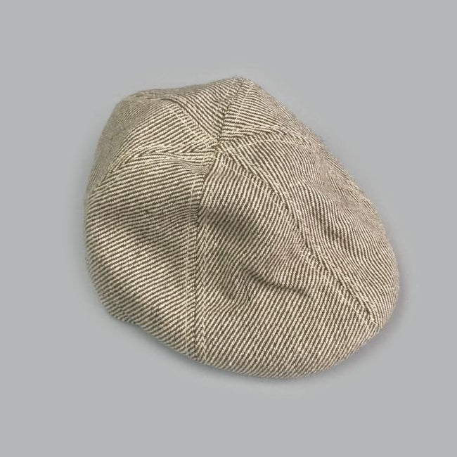 Cooper Tweed Driving Cap - Brown