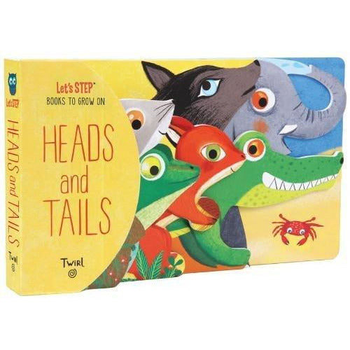 Heads and Tails (Let's STEP Books to Grow On)