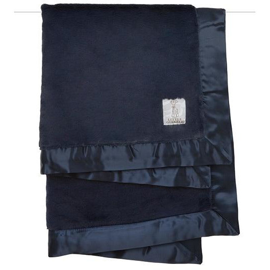 Luxe Blanket - Denim