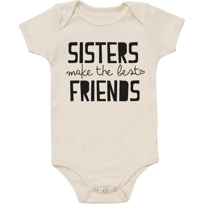 Organic Bodysuit - Sister Best Friend