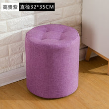 Load image into Gallery viewer, Small fashionable sofa stool - decoratebyyou