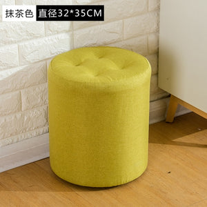 Small fashionable sofa stool - decoratebyyou