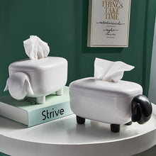 Load image into Gallery viewer, Sheep Model Tissue Box - decoratebyyou