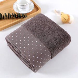 Large Cotton Bath Towel - decoratebyyou
