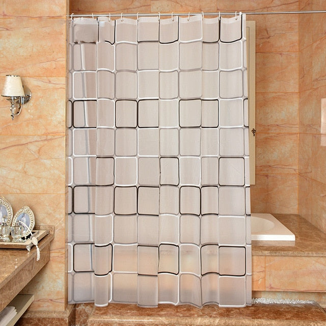 Bathroom Shower Curtain - decoratebyyou