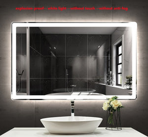 Led Bathroom Mirror - decoratebyyou