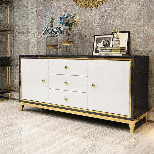Modern light luxury side cabinet - decoratebyyou