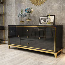 Load image into Gallery viewer, Modern light luxury side cabinet - decoratebyyou