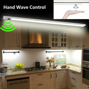 Hand Wave Under Cabinet Light - decoratebyyou