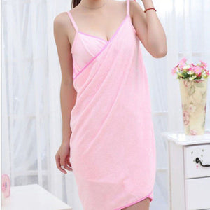 Wearable Towel Dress - decoratebyyou