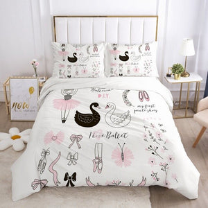 Girls Princess  Bedding Set - decoratebyyou