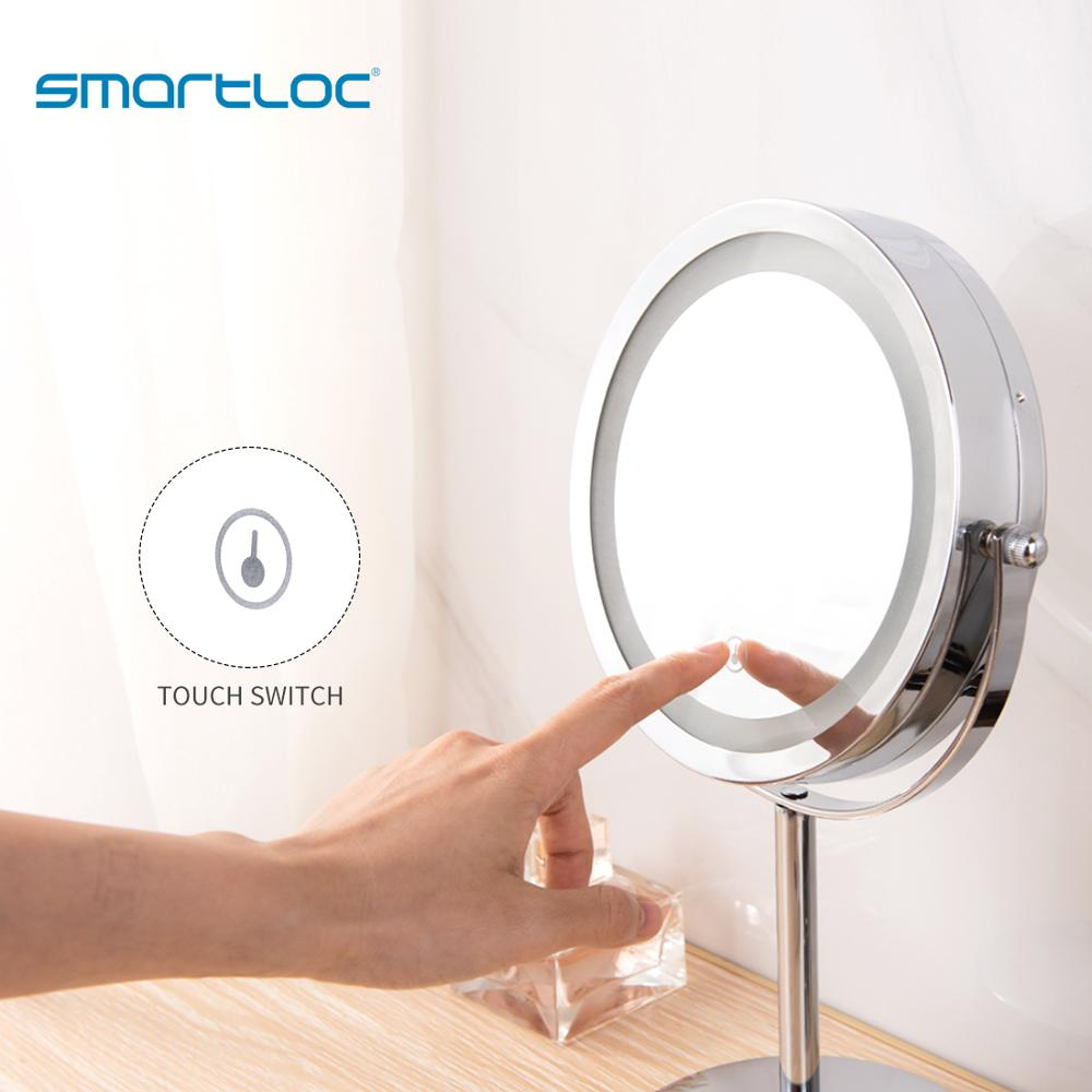 3X Magnifying Touch Screen Bathroom Mirror - decoratebyyou
