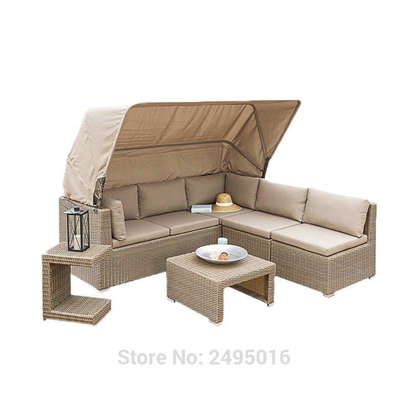 5pcs Outdoor Patio Set - decoratebyyou