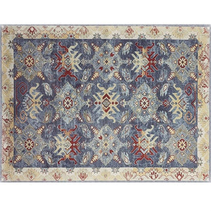 Moroccan Living Room Carpet - decoratebyyou