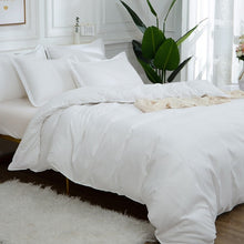 Load image into Gallery viewer, White Comforter Bedding Sets - decoratebyyou