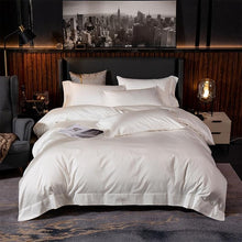Load image into Gallery viewer, Grey Hotel Quality Silky Soft Egyptian Cotton Bedding set - decoratebyyou
