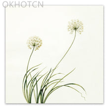 Load image into Gallery viewer, Small Flower Plant Wall Art - decoratebyyou