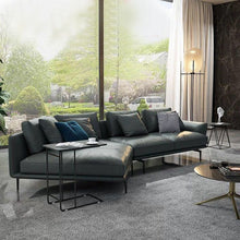 Load image into Gallery viewer, leather modern minimalist living room furniture - decoratebyyou