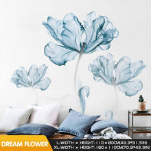 Load image into Gallery viewer, Fresh leaves wall stickers self-adhesive - decoratebyyou