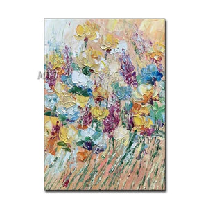 abstract oil painting modern canvas wall art - decoratebyyou