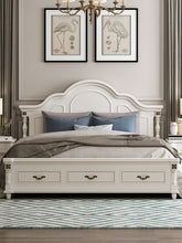 Load image into Gallery viewer, European type double bed master bedroom - decoratebyyou