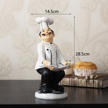 Load image into Gallery viewer, Creative resin cook kitchener chefs - decoratebyyou
