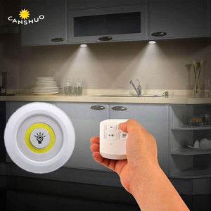 Under Cabinet Light with Remote - decoratebyyou