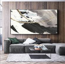 Load image into Gallery viewer, Hand painted Modern Abstract canvas - decoratebyyou